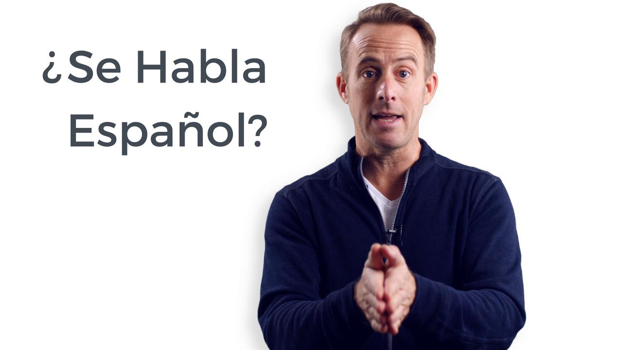 Se Habla Español? (And other languages) [VIDEO]