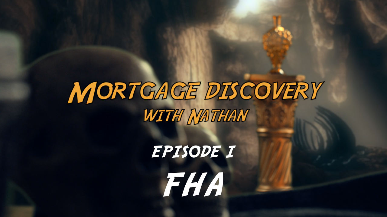 Episode 1: FHA - Disaster Relief is a Thing [VIDEO]