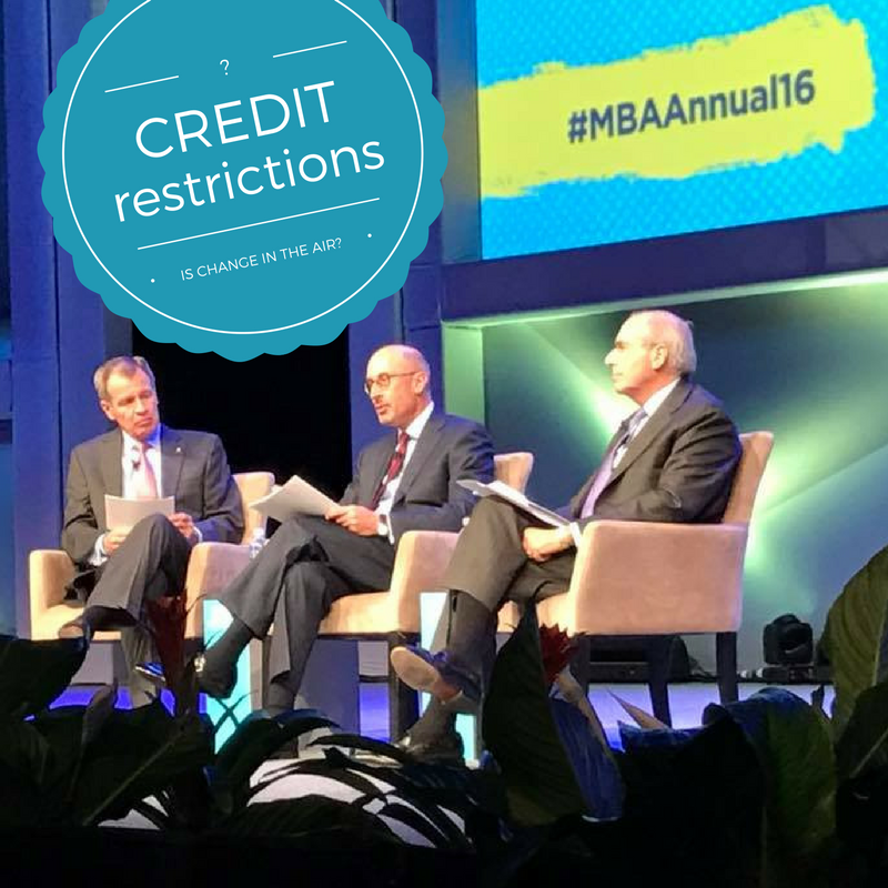 Credit Standards are Strict, is Change Coming Soon?