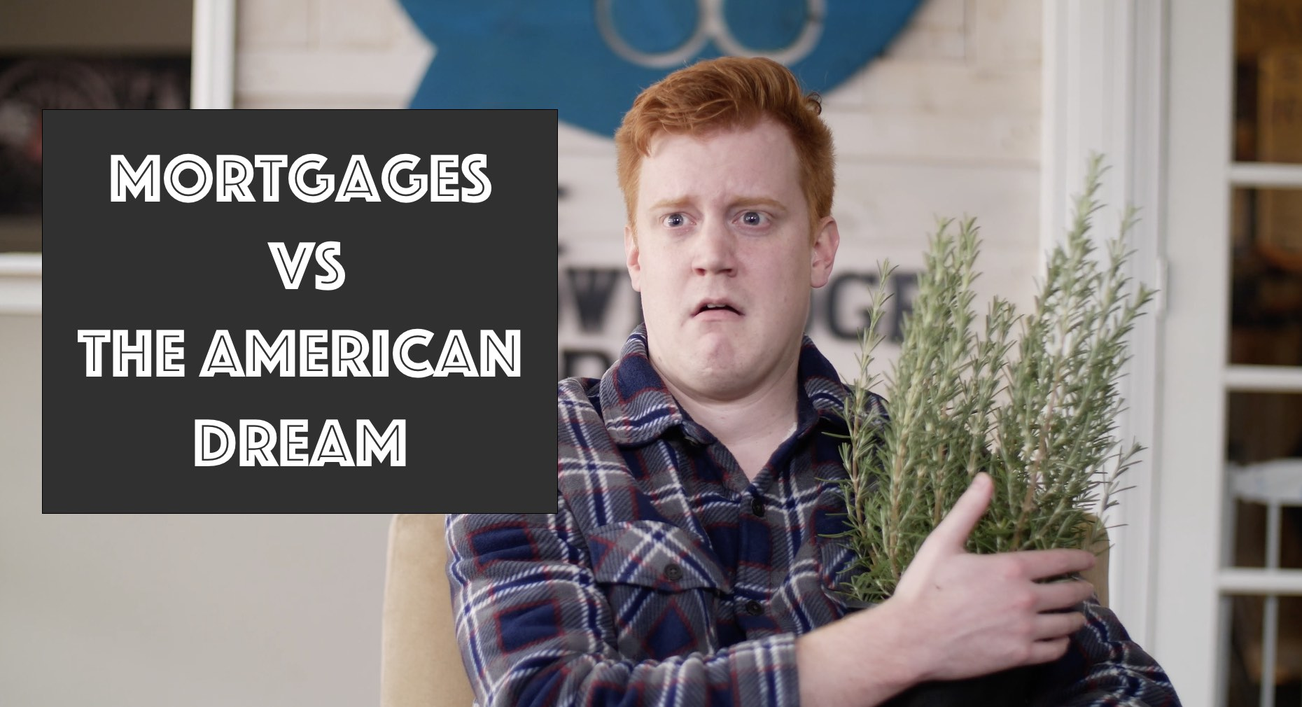 Mortgages VS The American Dream - Weekly Roundup, September 14