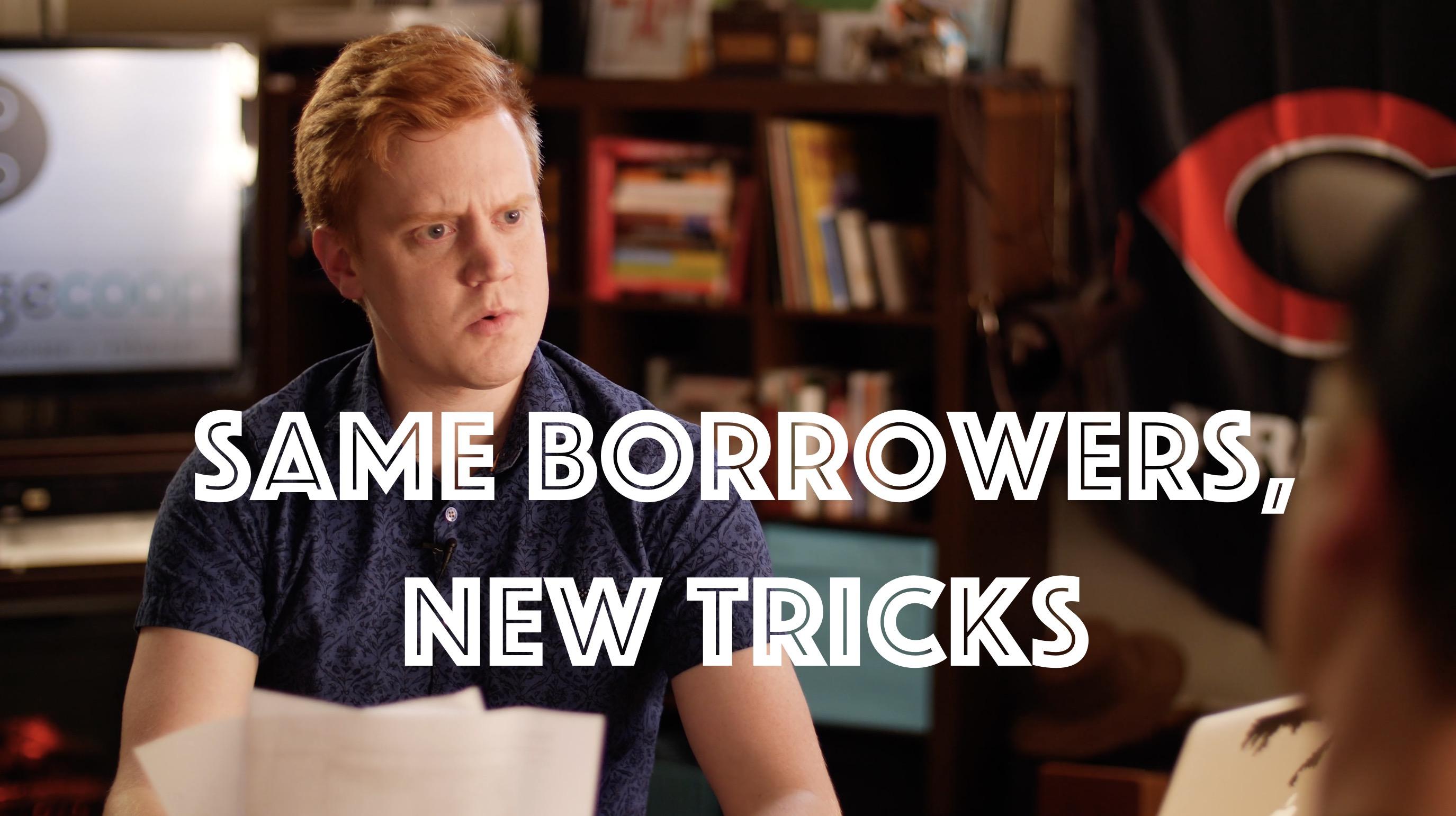 Same Borrowers, New Tricks - Weekly Roundup: September 28, 2018