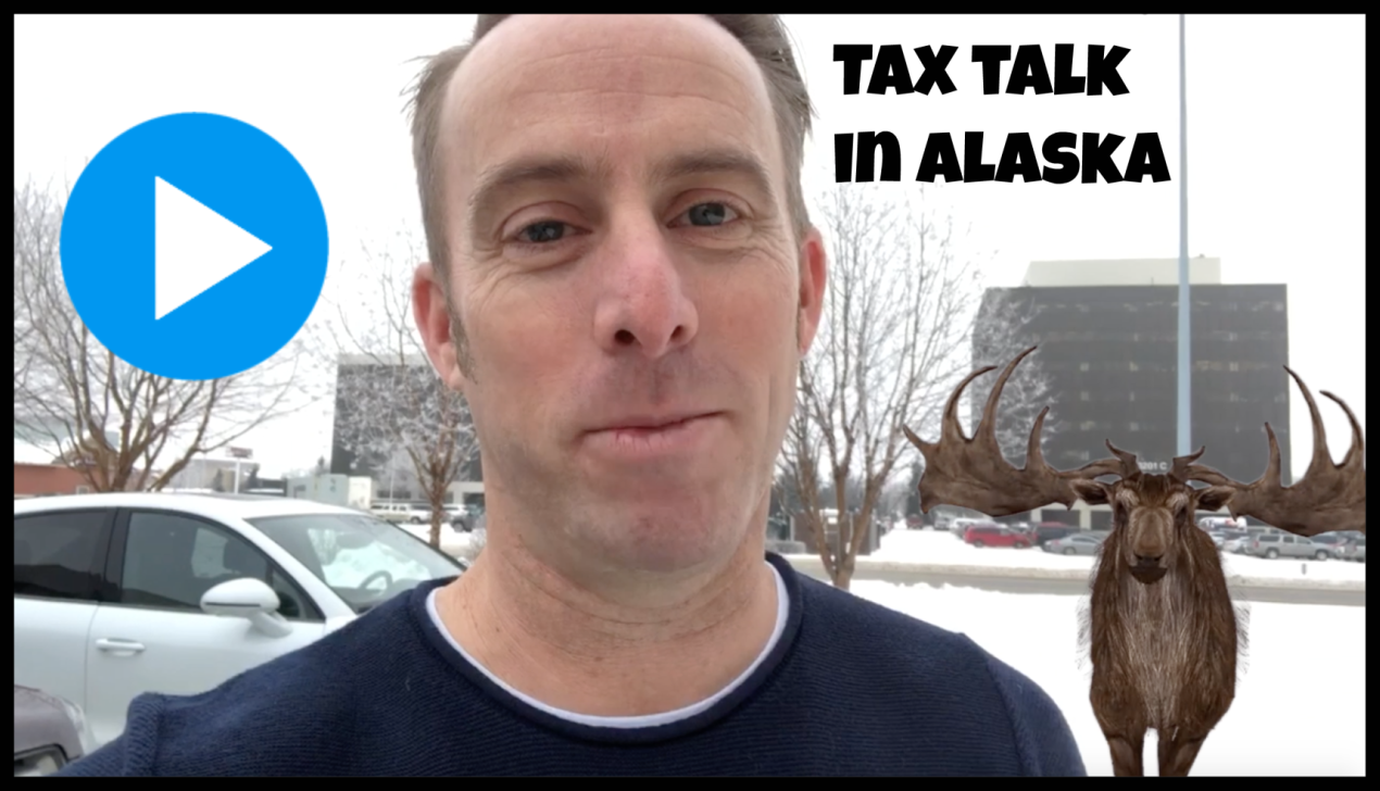Tax Talk in Alaska