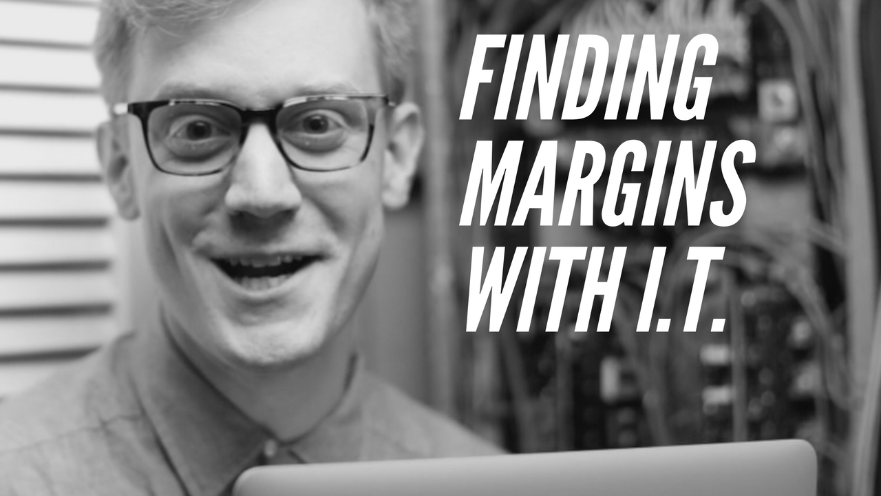 Technology Creates Beneficial Margins [VIDEO]
