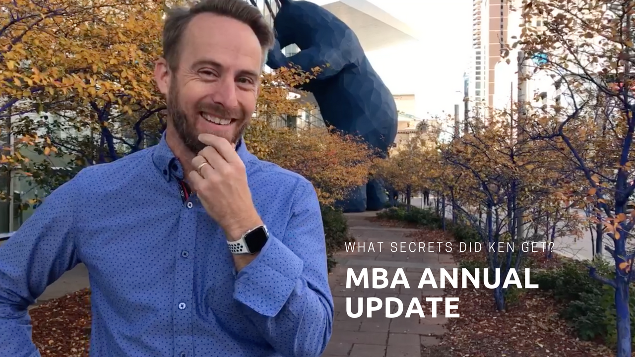 MBA Updates are Bearable [VIDEO]